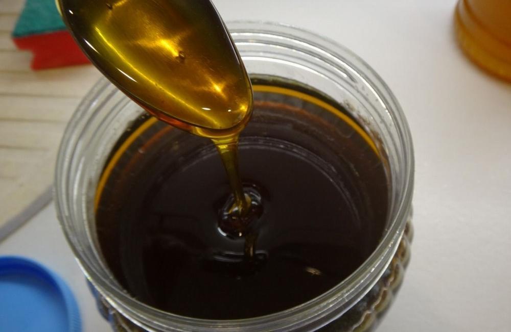 Тёмный мёд