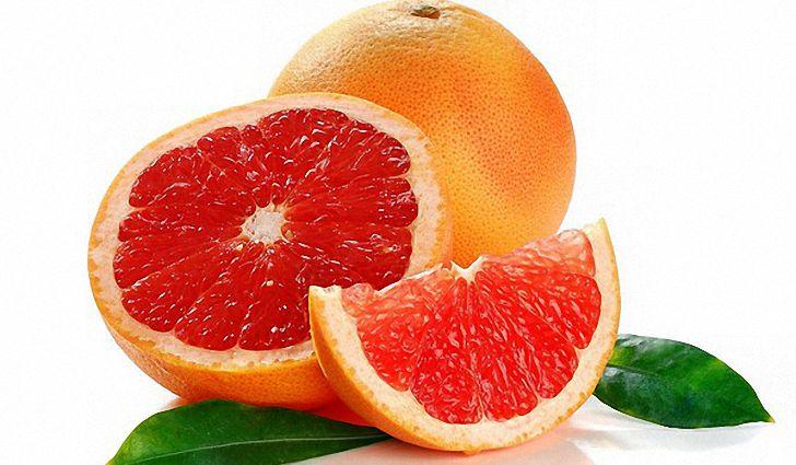 Грейпфрут поможет сжечь жир