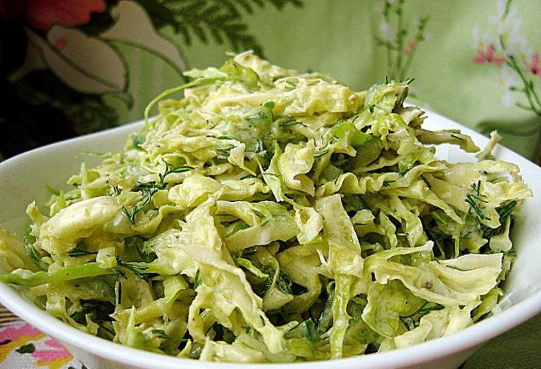 рецепты из капусты савойской капусты