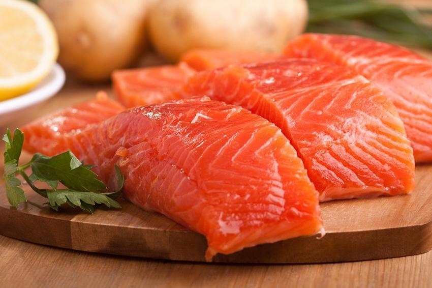 Из жирной рыбы фосфор усваивается на 100%