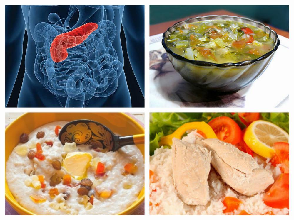 Рацион питания при хроническом панкреатите