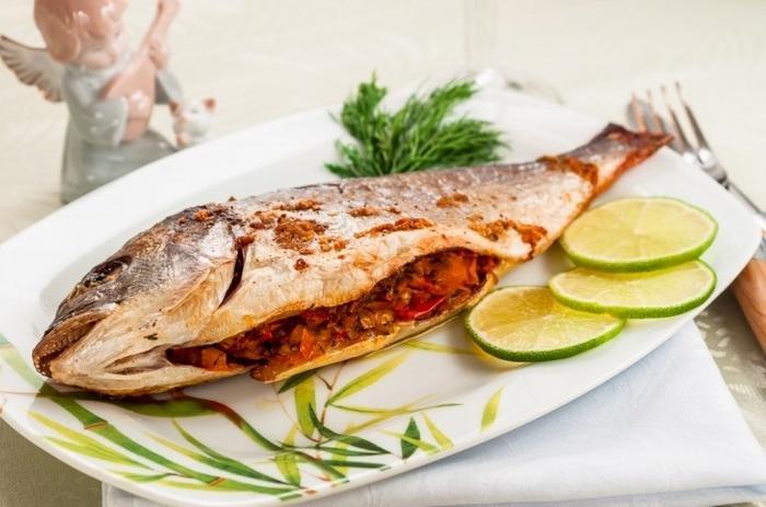 Рыба при гастрите