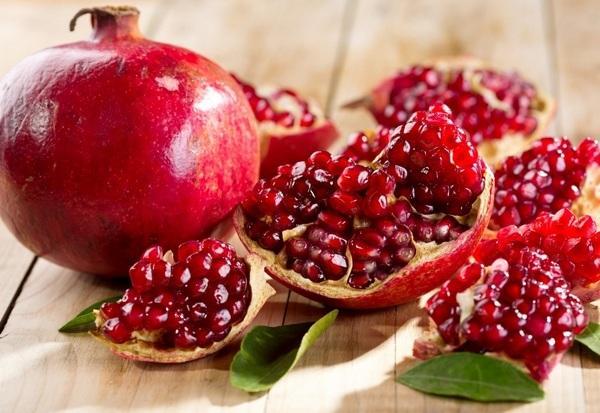 Гранат - король плодов