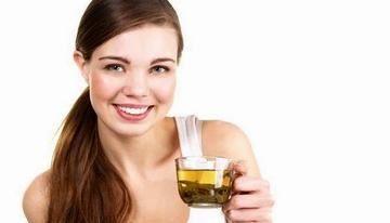 Зелёный чай для женщин