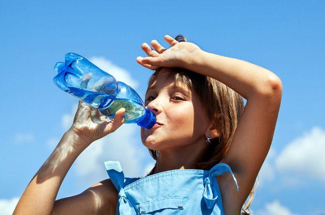 Переизбыток магния из-за потребления минеральной воды
