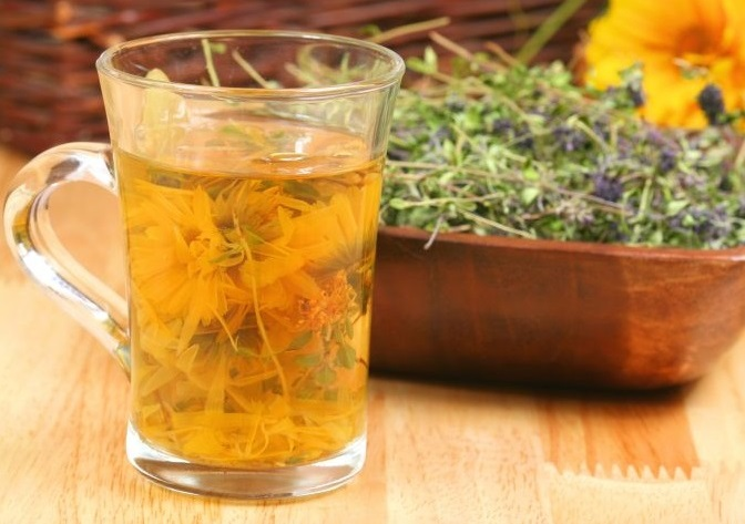 Напиток из трав