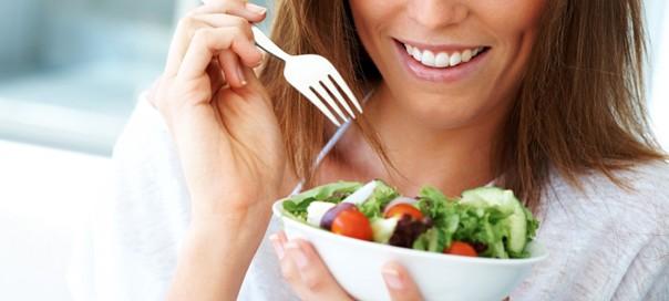 Небольшие порции положительно влияют на обмен веществ