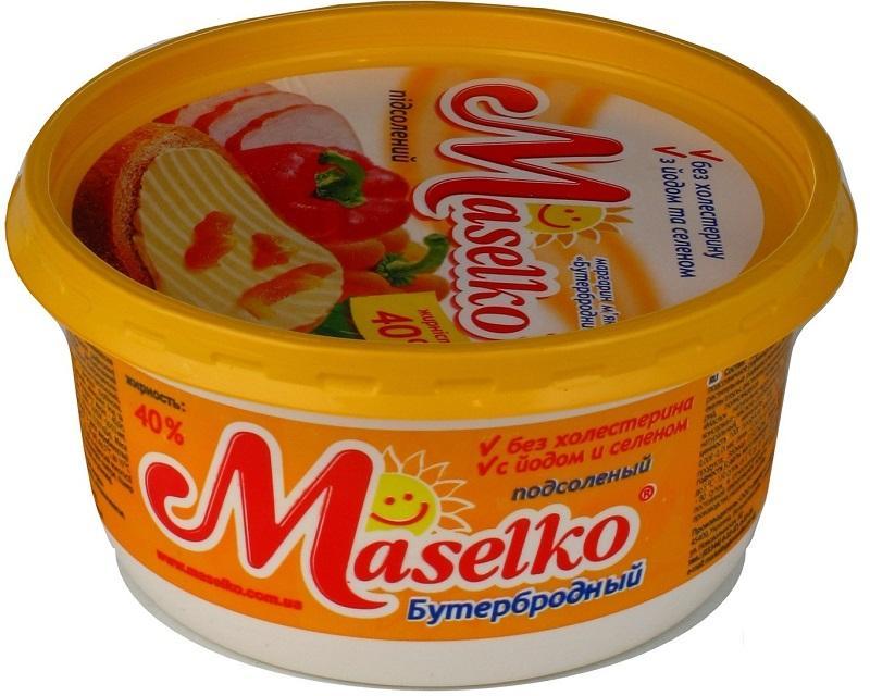 Бутербродный маргарин