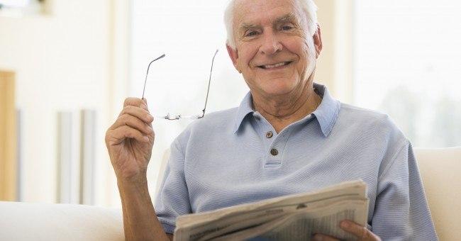 Люди старше 60 лет